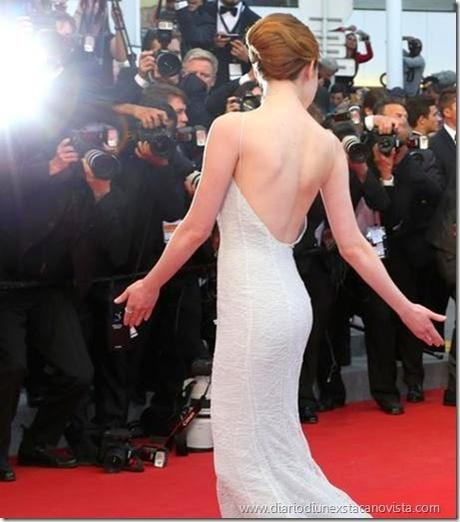 emma stone in christian dior couture 2