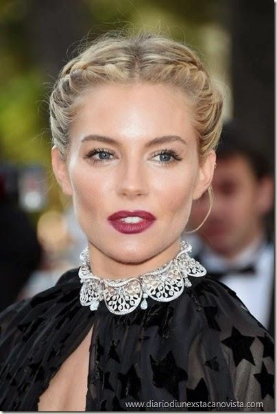sienna miller make up by charlotte tilbury