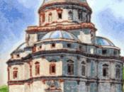 Filatelia: todi, viaggio tempio della consolazione intorno mondo