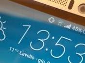 Android porterà modalità ospite regolazione della temperatura colore display