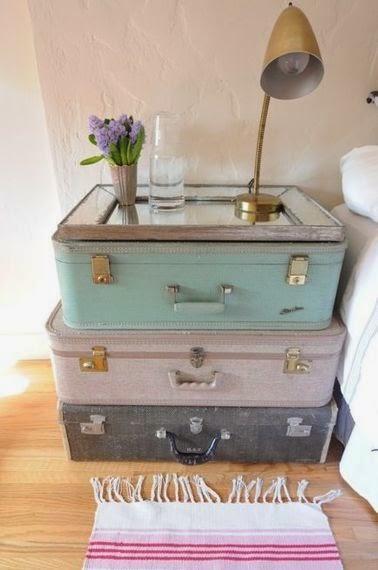 Idee fai da te per la camera da letto i comodini paperblog - Oggetti per la camera ...