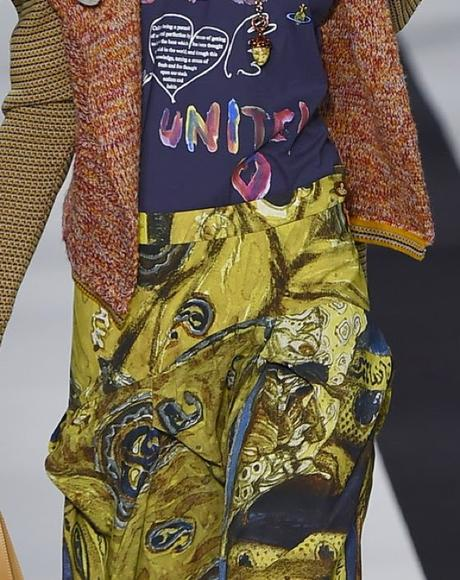 STAMPE, PATTERNS, TEXTURES E SUPERFICI TESSILI DALLA LONDON FASHION WEEK (WOMENSWEAR F/W 2015-16) / 9