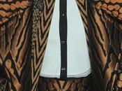 Stampe, patterns, textures superfici tessili dalla london fashion week (womenswear 2015-16)