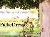 Pickedresses pink side parties
