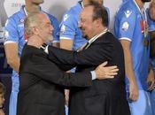 Laurentiis-Benitez: addio pacifico arrivederci