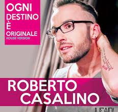 Online il nuovo video di Roberto Casalino OGNI DESTINO E' ORIGINALE (Lead Records)