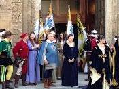 PAVIA. 9°edizione: Palio Ticino arcieri, gare, sbandieratori costumi Rinascimento centro