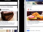 Facebook puoi leggere recensioni ristoranti