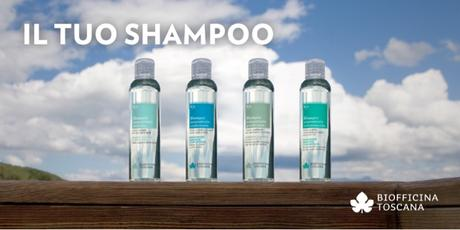 [Preview] Nuovi shampoo Biofficina Toscana