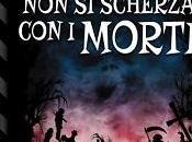"""Nuove Uscite """"Non scherza morti"""" Matteo Pecoraro"""