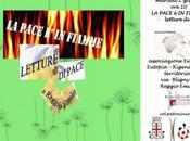 pace fiamme Poesie giugno Reggio Emilia