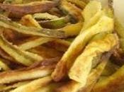 Bastoncini zucchine croccanti light
