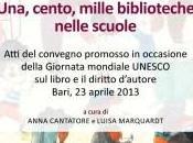 Una, cento, mille biblioteche nelle scuole (Aib Puglia, 2015)