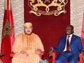 GUINEA BISSAU. Seconda tappa tour Mohammed Marocco Africa sahariana