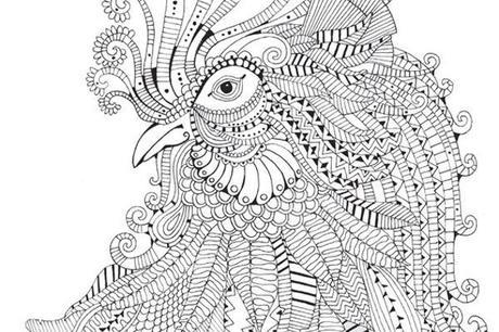 Libri da colorare per adulti paperblog - Libri da colorare di fiori ...