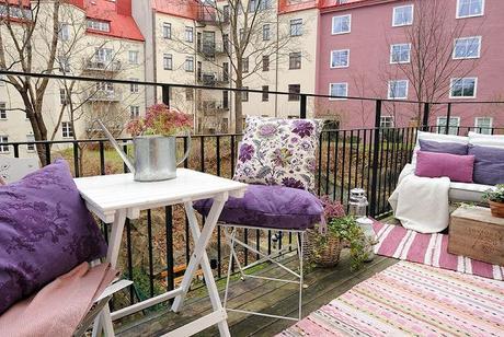 Idee fai da te per arredare balconi e terrazzi 19 idee for Arredare il terrazzo fai da te