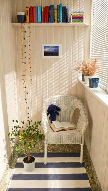 Idee fai da te per arredare balconi e terrazzi 19 idee low cost paperblog - Arredare balconi e terrazzi ...