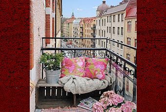 Idee fai da te per arredare balconi e terrazzi 19 idee - Arredare balconi e terrazzi ...