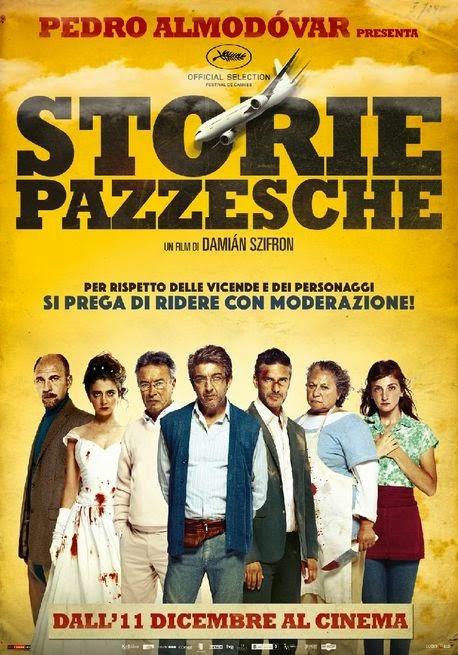 Storie pazzesche ( 2014 )