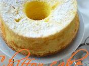 Orange Chiffon Cake chiffon cake all'arancia