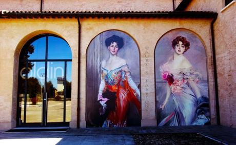 Boldini, femmes-fleures