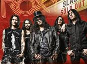 "SLASH Nuovo live video ""World Fire"" ""Live Roxy 25.9.14"""
