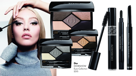 DIOR • DIORSHOW EYES COLLECTION 2015