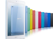 Acer, nuovi tablet: Iconia
