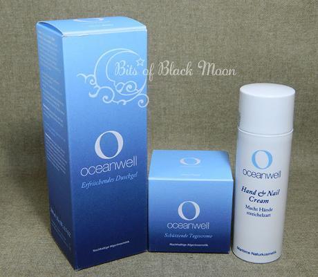 Oceanwell - OceanBasis Face & Body - Crema mani e unghie, Crema viso giorno, Gel doccia