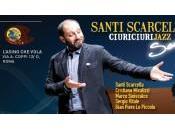 """Radio Tour estivo 2015: Santi Scarcella opera jazz """"CiuriCiuriJazz Songs"""""""