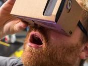 L'applicazione Google Cardboard aggiorna alla versione