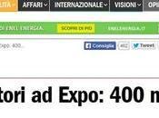 "scrive ""Expo"", pronuncia ""Flop"""