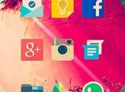 migliori Icon Pack Giugno Android