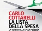 """""""lista della spesa"""" Cottarelli, economo (troppo?…) zelante"""