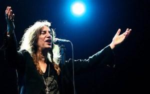 Patti Smith a Firenze