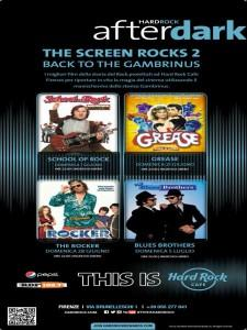the screen rocks 2