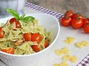 Pasta Pesto Pomodorini