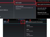 Come configurare Wind, Vodafone, (Tre) [Guida]