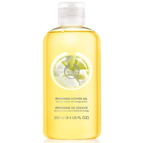 Review&Tips: The Body Shop Shower Gel