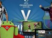 Juventus-Barcellona come vederla Streaming Android