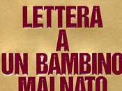 Lettera bambino nato, Oriana Fallaci