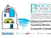 """""""tracce cultura"""": """"Procida racconta, festival letterario"""", giugno 2015;"""