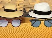 Beat Heat. Stylish Hats Sunglasses Her&Him.
