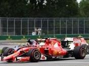 Canada. Ferrari senza podio