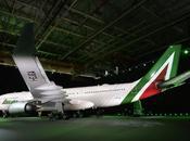 Alitalia, vera storia nuovo logo della compagnia quanto costato)