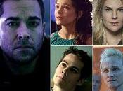 SPOILER Heroes Reborn, iZombie, Teen Wolf, PLL, 100, Hannibal, Beauty Beast, Whispers, Bones altri