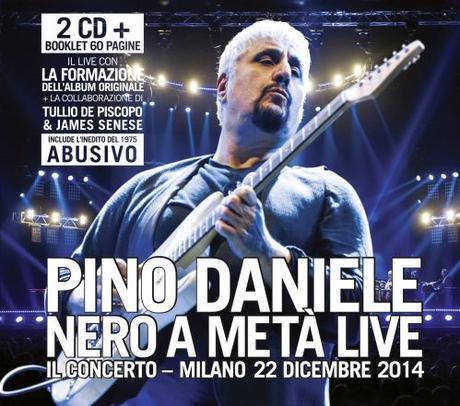 Pino Daniele Nero a metà Live