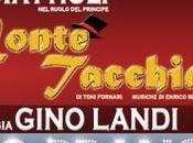 """11-12 giugno Conte Tacchia"""" Teatro Brancaccio"""