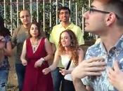 Coro Salerno Tammurriata Nera