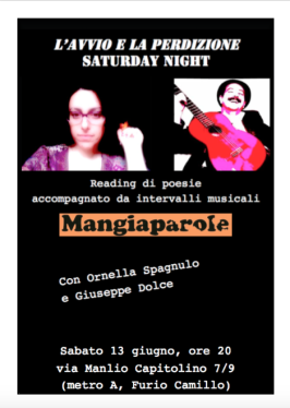 L'avvio e la perdizione Saturday Night